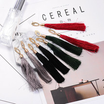 Earring For Women New Bohemia Long Tassel Drop Statement Jewelry Vintage... - $4.27