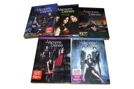 Vampire Diaries : All Seasons 1-5 ( 1 2 3 4 5 ) Bundled Set DVD NewBRAND... - $48.99