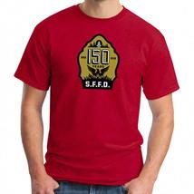SFFD San Francisco Fire Department firefighter t-shirt - $15.99