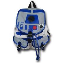 Star Wars R2D2 Knapsack White - $46.98