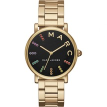 Marc Jacobs MJ3567 Ladies Gold Plated Classic Watch - $139.99