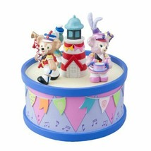 Duffy Friends Music Box Tokyo Disney Resort 35Th Anniversary Duffy Friends Haf/S - $159.14