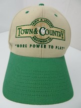 Town & Country Lawn & Leisure Equipment John Deere Snapback Adult Cap Hat - $12.86