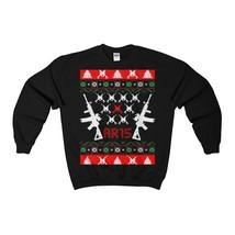 ar-15 ar15 ugly christmas sweater - $29.95+