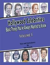 Hollywood Celebrities: Basic Things You've Always Wanted to Know, Volume... - $16.83