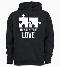 All You Need Is Love Sex Funny Rude Kids Hoody Hoodie Youth - $19.29