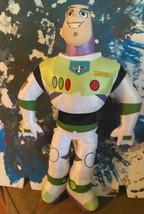"Buzz Lightyear Toy Story Disney Store Plush Stuffed Kids 18"" In - $19.00"