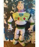 "Buzz Lightyear Toy Story Disney Store Plush Stuffed Kids 18"" In - $20.00"