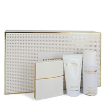 Elizabeth and James nirvana white Gift Set -- 1 oz Eau De Parfum Spray +... - $79.00