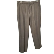 Dockers Premium Mens Gray Pants 36 x 32 NWT MSRP $55 - $21.77