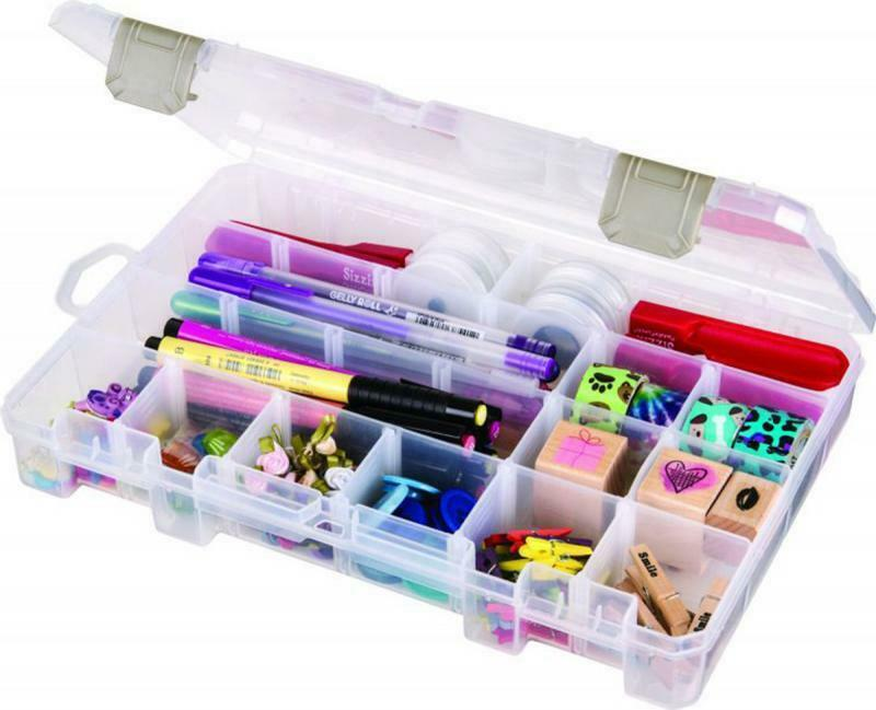 Artbin Translucent Solutions Box 10.75x7.375x1.75