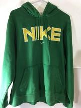 Nike Hoodie Oregon Duck Men's Size XL Vintage Block Spellout Logo Stitch... - $118.75