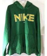 Nike Hoodie Oregon Duck Men's Size XL Vintage Block Spellout Logo Stitch... - $118.75