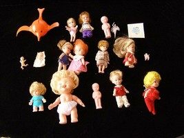 Vintage Toy Doll Lot Baby Dolls + More - $28.99