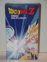 DRAGON BALL Z - FRIEZA - FALL OF A TYRANT (VHS) - $15.00