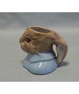 Beatrix Potter John Beswick England Peter Rabbit Character Mug Toby Jug - $35.64