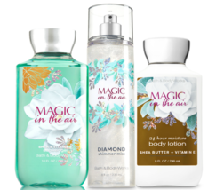 Bath & Body Works Magic In The Air Trio Deluxe Gift Set - $48.95