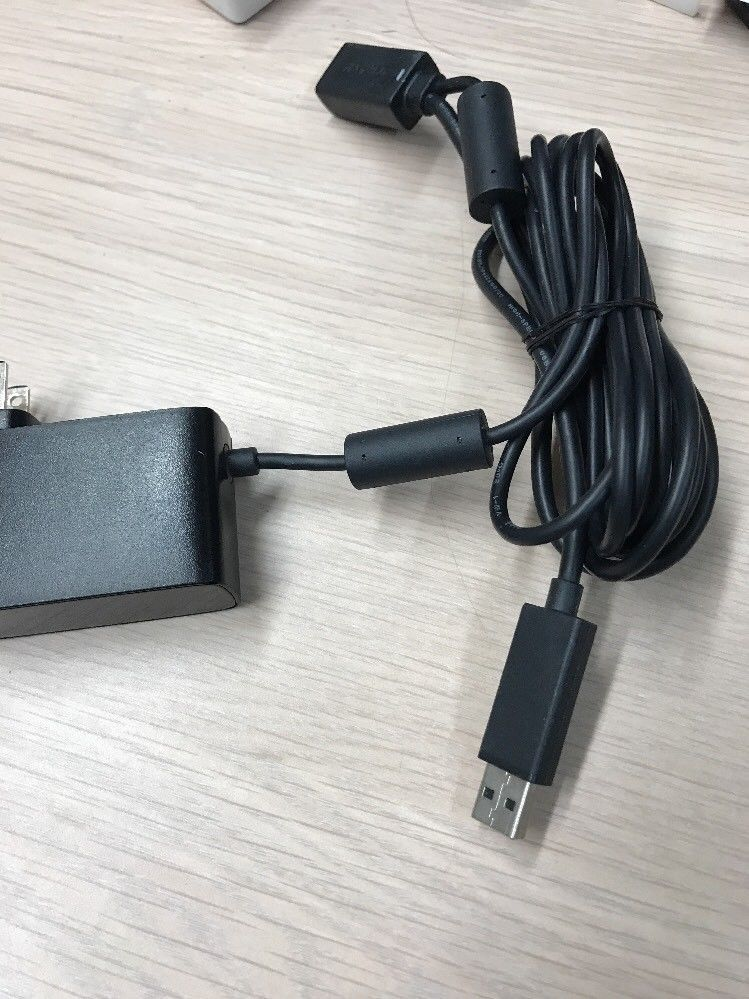 Microsoft Model 1429 XBox 360 Kinect AC Adapter Power Supply                  L4
