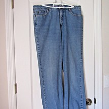 Coldwater Creek Size 14 Women's Jeans Denim Classic Fit Med Wash - $18.80