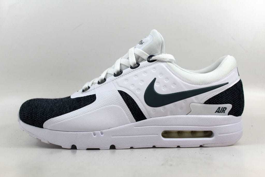 5021d8a39c05 ... Nike Air Max Zero SE White Armory Blue-Black 918232-100 Men s ...
