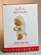 Hallmark: Comfy And Cozy Series 2nd Mary Hamlitons Bears 2016 Keepsake O... - $15.83