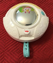 Fisher Price 3-In-1 PROJECTION SOOTHER: Crib Attach, Dresser Stand, On-t... - $41.58