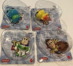 Disney Toy Story 4 Movie 2019 Buzz, Woody 4 Mini Figures - $19.99