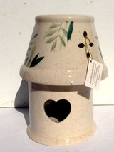 Carlton Cards Christmas Candle holder w/ Shade (Brand New) - $29.88