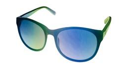 Kenneth Cole New York Womens Sunglass Soft Square Black, Smoke Lens KC7013 1B - $31.49