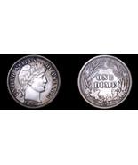 1892-O Barber Dime Silver - $199.99