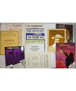 Lot of Various Piano and String Sheet Music Classical, Hawaiian, and more - $27.45