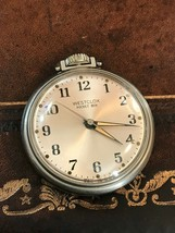 VINTAGE - WESTCLOX POCKET BEN POCKET WATCH-GREAT CONDITION - €113,41 EUR