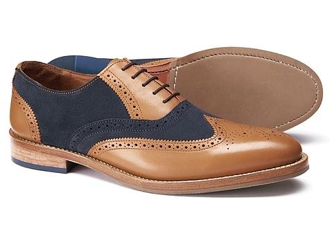 717b97efa3a49 Handmade men Two tone shoes Men wingtip and 50 similar items