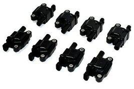 Ignition Coil 8 Piece Set For Chevrolet GM Pontiac LS LSX LS1 LS2 LS3 LS6 LS7 image 3