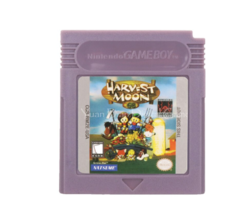 Harvest Moon Nintendo Game Boy Color GBC Cartridge - $10.99