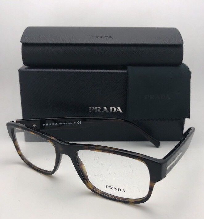 a57498fa831 New PRADA Eyeglasses VPR 23R 2AU-1O1 54-17 and 41 similar items