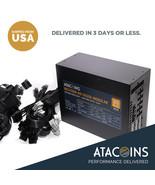 1600w 110v - 240v 80plus GOLD  Modular Power Supply PSU ETC UBIQ ETH BTC... - $356.39