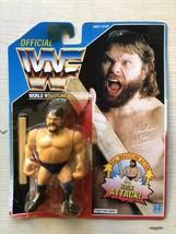 WWF WWE Hasbro Wrestling Figure Hakuso Jim Dugan Vintage - $120.99