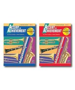 Accent On Achievement with Interactive CD for Eb Baritone Saxophone- Two... - $15.86