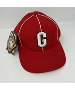 Negro Leagues Baseball Museum Giants Red Hat Size 7 - $14.84