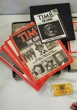 Lot of All 4 Time Magazine The Game Q & A Books 1-4 1,2,3,4 Replacement ... - $7.69