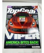 BBC Top Gear UK Edition Magazine May 12   - $17.82