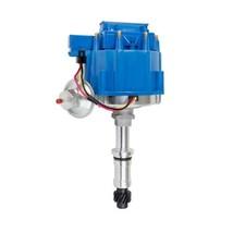 SB Small Block Buick HEI Distributor BLUE Cap 65K VOLT COIL 215 340 350