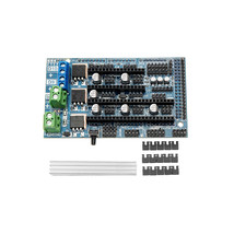 Upgrade Ramps 1.6 Base On Ramps 1.5 Control Panel Mainboard Expansion Bo... - $16.70