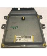 09 2009 Nissan Altima 2.5 A/T ECM ECU Engine Control Module | MEC110-260 B1 - $89.99
