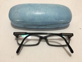 Burberry B2004 3016 52 16 140 Italy Designer Eyeglass Frames Glasses Preowned - $60.80