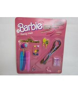 Barbie Finishing Touches Fancy Hair Gift Set Vintage 1985 #2770 - $15.84