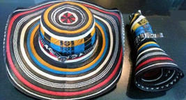 Colombian Handmade Original Hat Fino 21 Vueltas Laps Highest Quality Col... - $129.99