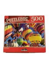 "Puzzlebug 500 Piece Puzzle Brilliant Ballons 18.25""  X 11"" New COLORFUL - $6.23"