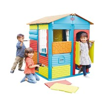 Little Tikes Kids Build A House Imagination Play House Playhouse Easter Gift Fas - $162.35